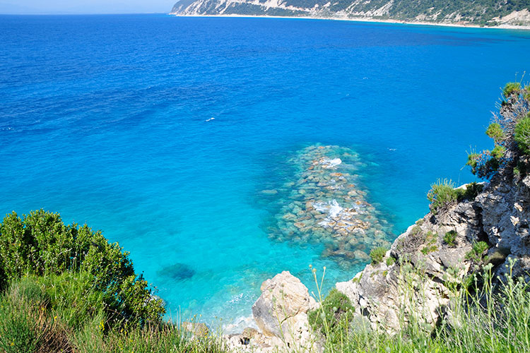 Lefkada Agios Nikitas Beach