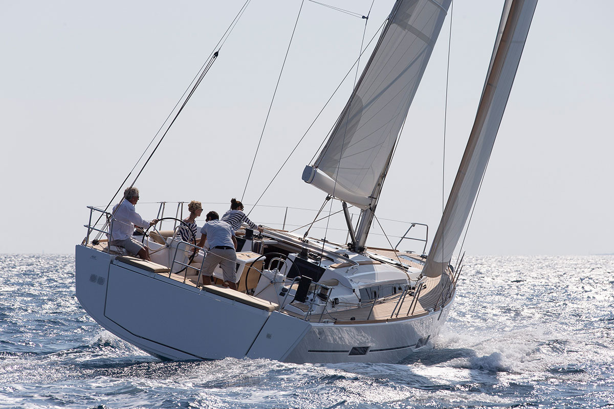 Dufour Grand Large 460 - Technical Specifications